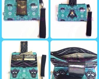Emzed Bi-Fold Multi Pocket Wallet