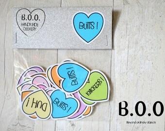 Britsults Sticker Set - 23 Piece