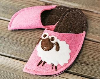 Womens house slipper | Etsy
