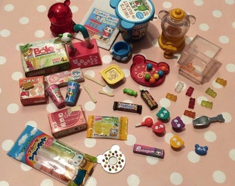 Huge lot Panda Sweets Rement VGC playscale dolls house Blythe Pullip Dal