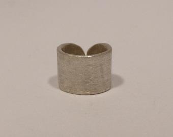 Simple Dreadlock Accessory in 925 Sterling Silver
