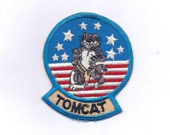 Vintage Navy F-14 Tomcat Fighter Patch