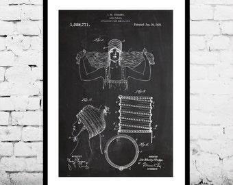 Patent Botanical Natural Historyartwork By