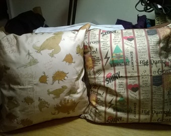 Firefly Inspired Cushions