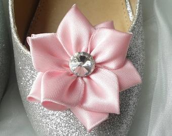 Shoe clip, Flower shoe clip, Bridal accessories, Bridal shoe clips
