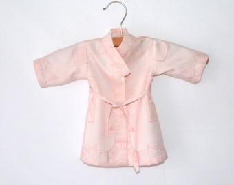 Doll kimono,Doll coat,Puppenmantel,22 inch doll coat