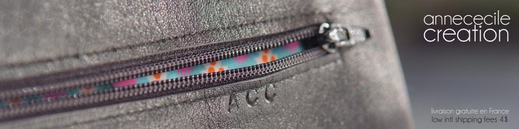 MAROQUINERIE : portefeuilles, sacs à main cuir recyclé homme