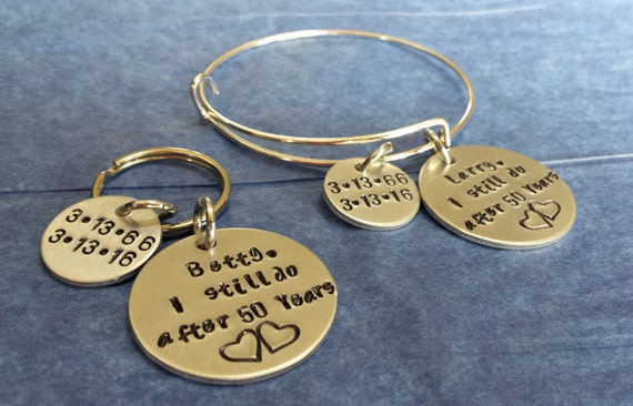 50th Anniversary Gift For Husband: 50 Year Anniversary Gift 50th Anniversary By
