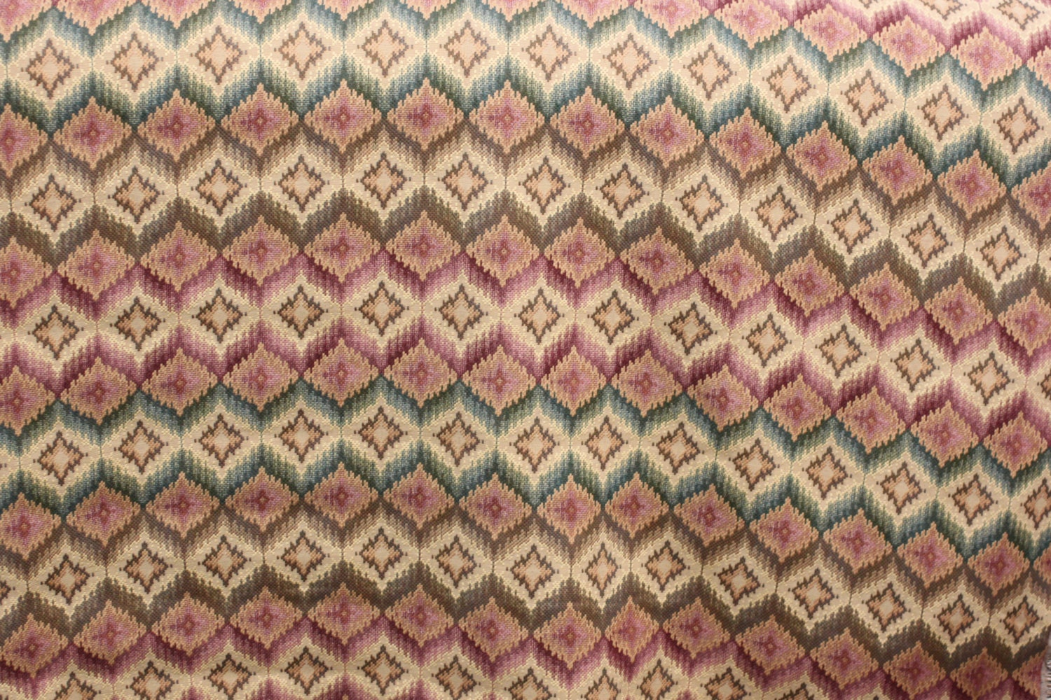 Fabric Bargello Fabric Upholstery Fabric Woven For