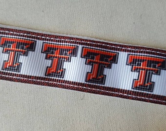 Texas Tech No Slip Headband, Non Slip headband, Running Headband, College, College Team, Swanky Bands