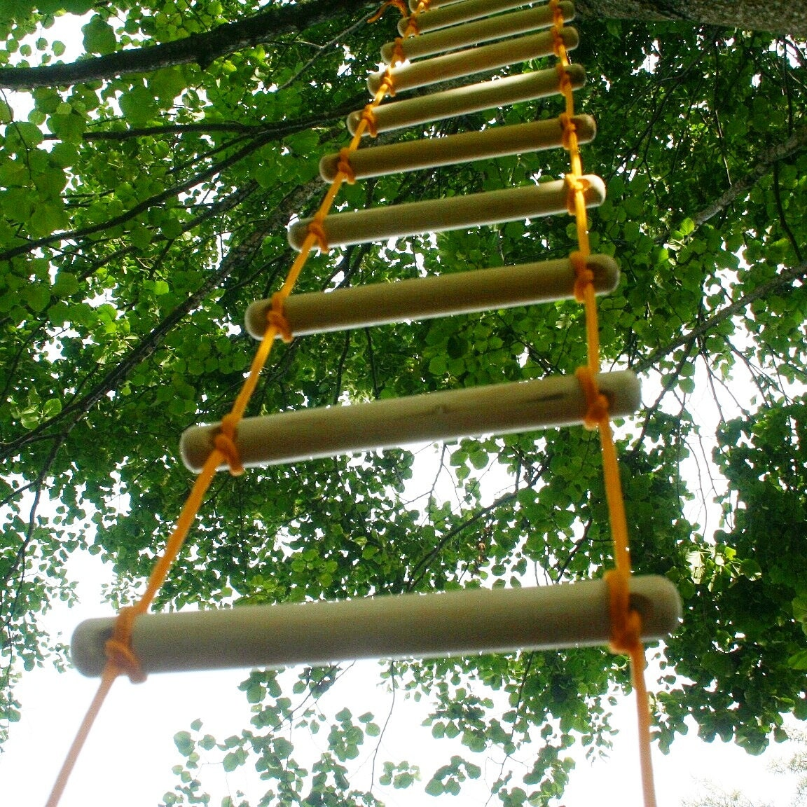 Climbing Rope Ladder 3 30 Feet 1 10m Long 1 Foot 30 Cm
