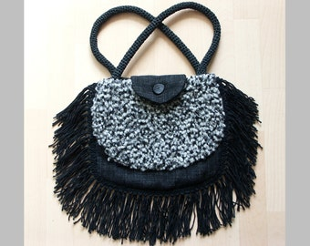 Bag with fringe - it is not calculated Porto