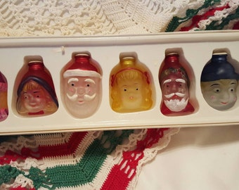 Vintage Old World Christmas Light Covers