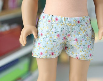 "Shorts For 18"" American Girl Dolls."