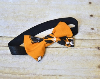 Mizzou fabric headband