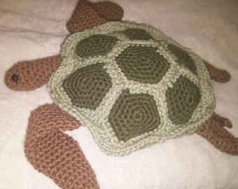 Sea Turtle *Crochet Pattern*