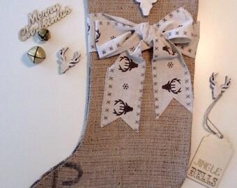 Antler Coffee Bag Stocking Item ST10