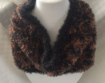 Hand Knit Cowl Infinity