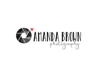 Pre-made logo design | Photography Logo | Photography Logo | Custom logo Design | Premade Logo | Logo template design | Watermark
