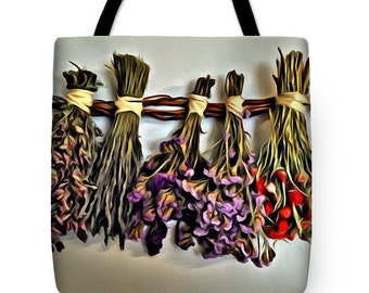 Memories...Tote Bag by artist MPL