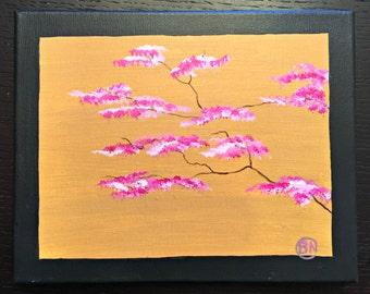 Cherry Blossom tree (Original painting)