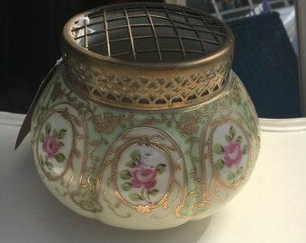 Flower Vase with mesh