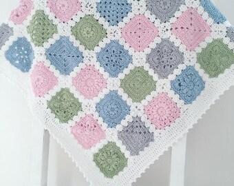 Baby blanket, baby blanket