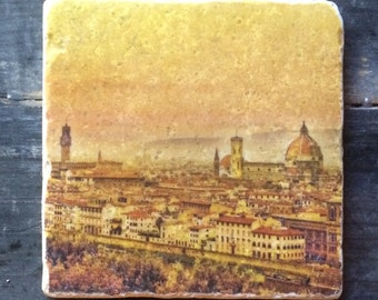 Florence Sunset Tile