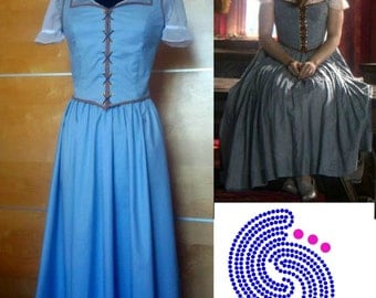 beautiful once upon a time cosplay costume