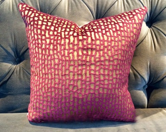 """18"""" Kravet Couture Pillow Cover"""