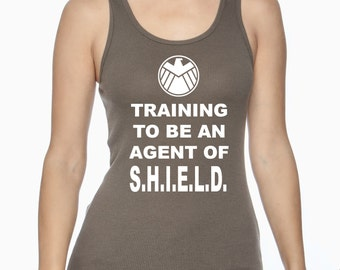 Traning to be an Agent of Shield S.H.I.E.L.D. Marvel Inspired Agent Coulson Agent May Sky Daisy Fitz Simmons Avengers