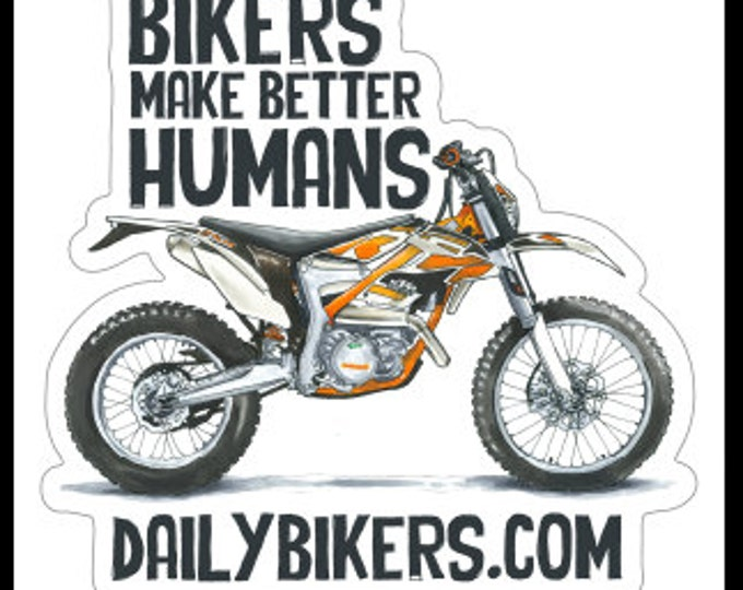 Motorcycle Sticker Packs | 5 x High Quality Vinyl Motorcycle Stickers - Say it with a Sticker!
