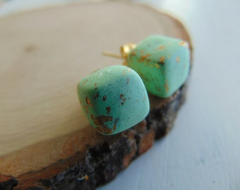 Polymer Clay stud Earrings