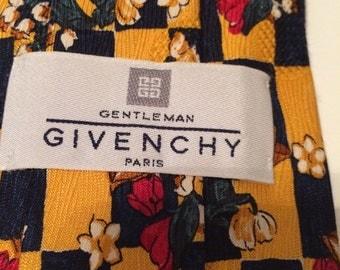 Givenchy, silk tie