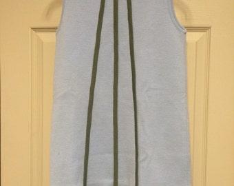 Italian Wool Sleeveless Sweater, size 8