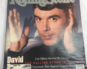 Rolling Stone-David Byrne cover-1988