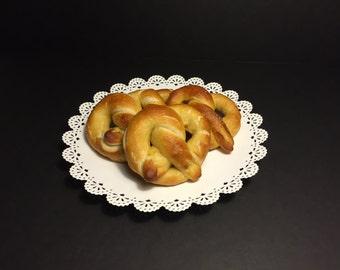 Vegan Soft-Baked Pretzel Half Dozen