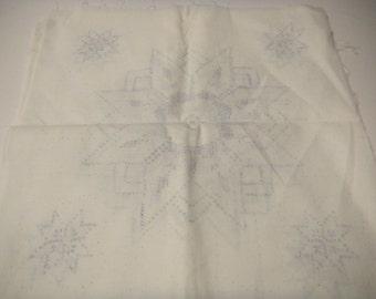 Cross Stitch Quilt Blocks Kit