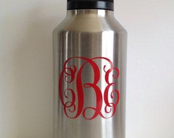 Personalized YETI 64 oz Rambler™ Insulated Bottle