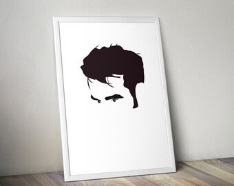 Morrissey (The Smiths) Minimal Style