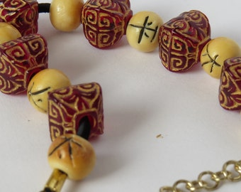 Asian Theme Bracelet