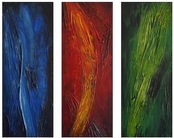 Tri Color Panels