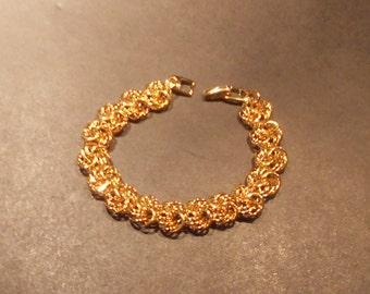 Vintage Goldtone Napier Bracelet