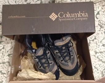 Titanium Columbia Walking & Hiking Boots (NIB)