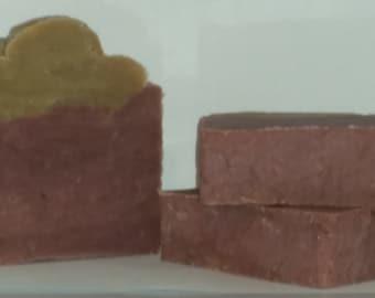 Vanilla Soap - All Natural - 5oz.