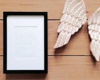 A4 Print Framing