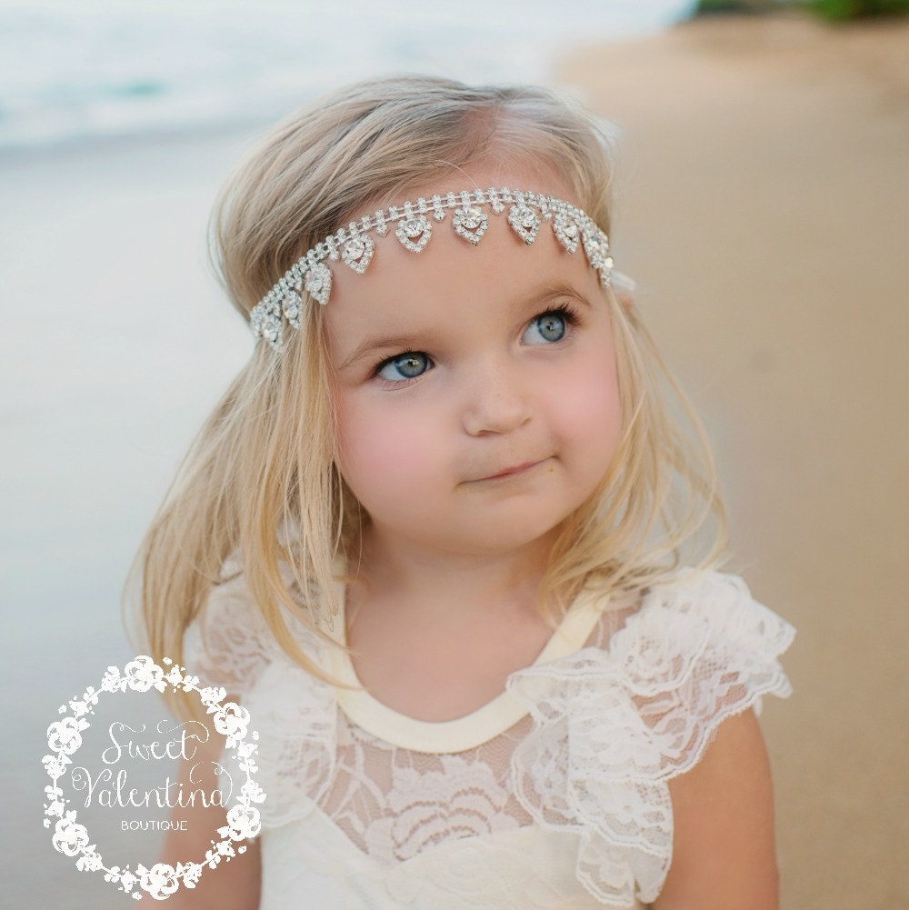 Flower Girl Headband Flower Girl Proposal Gift Will you Help. Find this Pin and more on Wedding day by Allie Britt. Flower Girl Headband / Bridal Headband / Bridesmaid Headband / This beautiful rhinestone headband is high quality and glamorous!