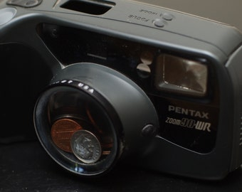 Unique Pentax 35mm film camera Coin Bank