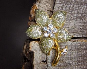 Daisy Flower Brooch #5453