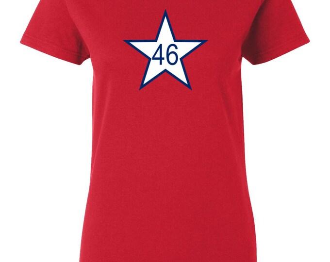 Oklahoma T-shirt - Oklahoma First State Flag Oklahoma Womens T-shirt